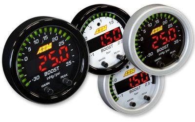 Tuning & Electronics - Gauges